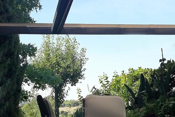mirador terraza porche